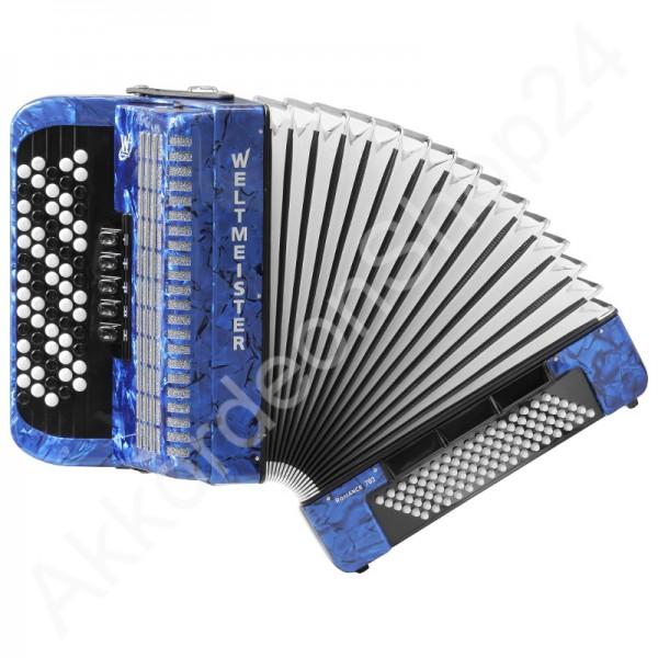 Knopfakkordeon-Romance-703-blau