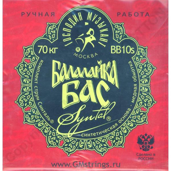 Saitensatz für Balalaika BASS