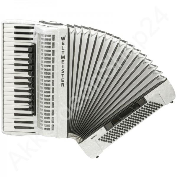 Akkordeon-Saphir-120-weiß