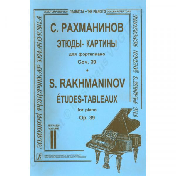 Sergej Rachmaninov, Bilder-Etüden, Heft 2