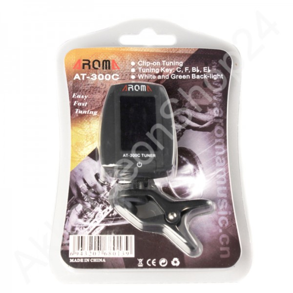 AROMA AT-300C Stimmgerät für Blasinstrumente