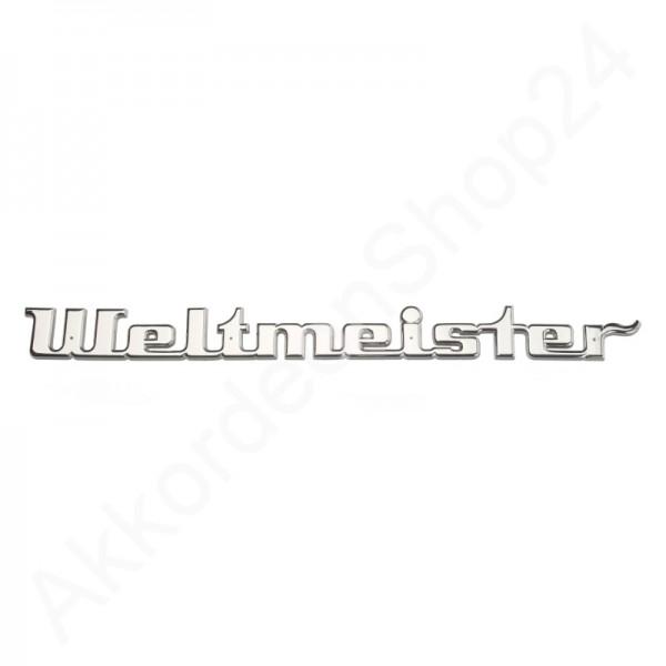 Schriftzug-WELTMEISTER-Cantora