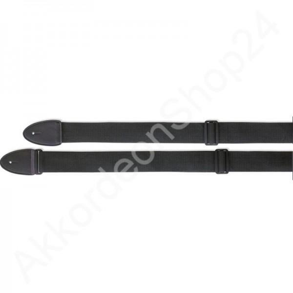 Stagg Nylon Gitarrengurt SN5 XL BLK - schwarz