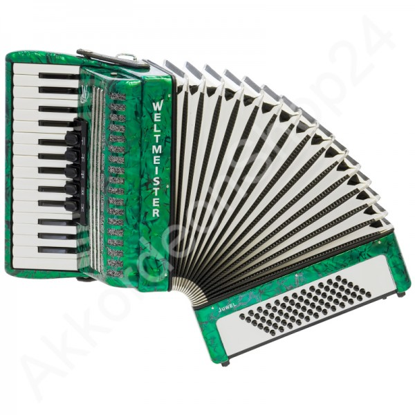 Akkordeon-Weltmeister-Juwel-grün