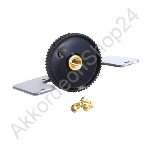 Verstellmechanismus 96-120 Bass, 31x4,8 mm