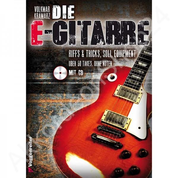 Die E-Gitarre von Volkmar Kramarz