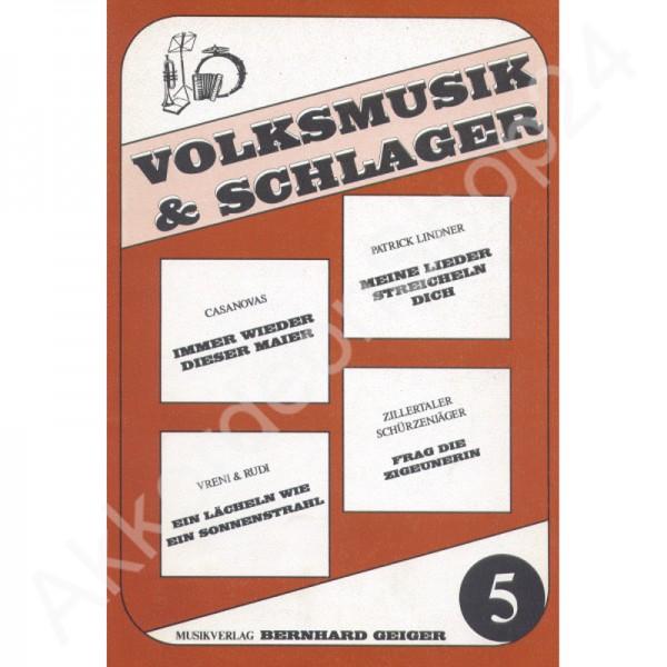 Volksmusik & Schlager 5
