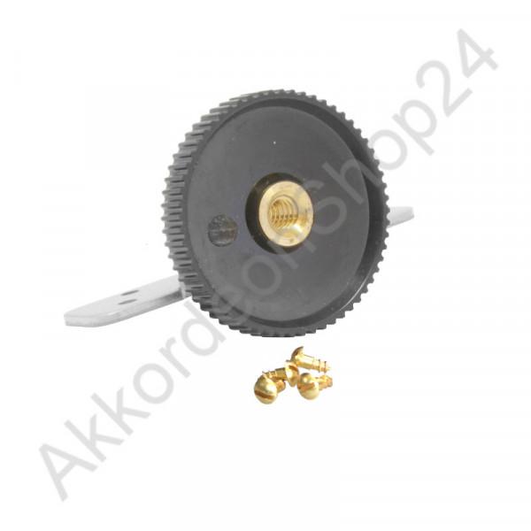 Verstellmechanismus 48-96 Bass, 31x4,8 mm