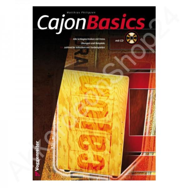 Cajon Basics (mit CD)