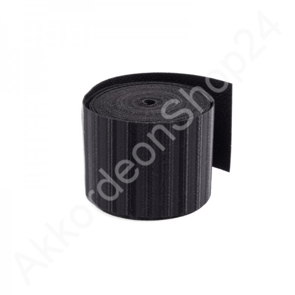 Balgstreifen-24mm-schwarz