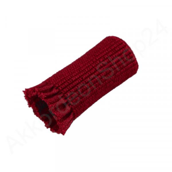 Schnallenschutz 5,5 cm für Tragriemen, rot