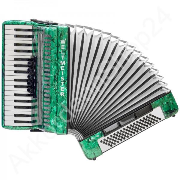 Akkordeon-Weltmeister-Achat-80-grün