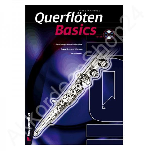 Querflöte Basics (mit CD)