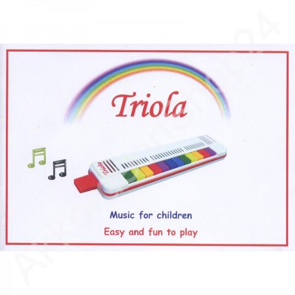 Triola - Music for children (englische Ausgabe)