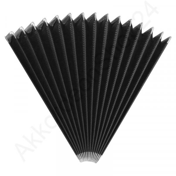 Balg-Sonderfarbe schwarz