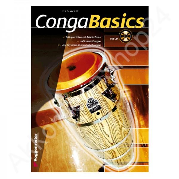 Conga Bascs (mit CD)