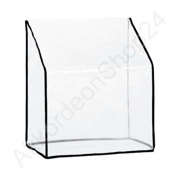72 Staubschutzhülle 460x420x230 mm, transparent